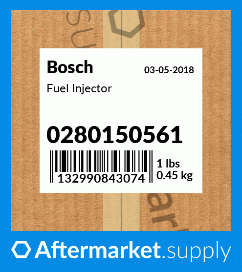 #0280150561 8X BOSCH OEM FUEL INJECTORS  for 1999-2004 FORD MUSTANG 4.6L V8