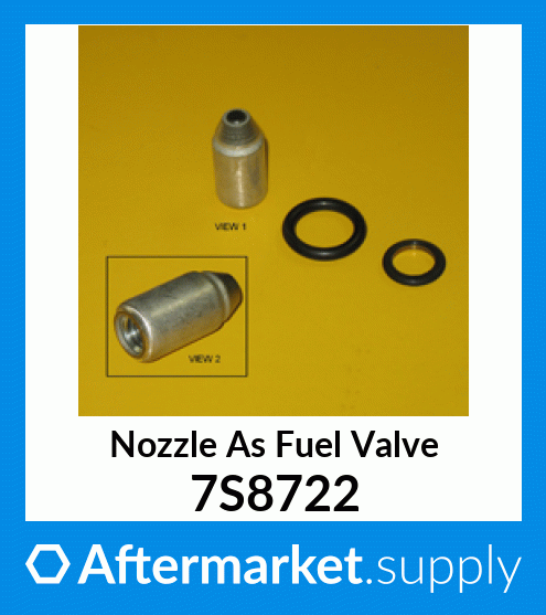 NOZZLE//SERVICE GRP 7S8722 7S9891 8N8796 FITS !!!FREE SHIPPING! 8N4694