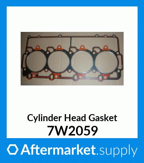 7W2059 Caterpillar Gasket Cyl Head