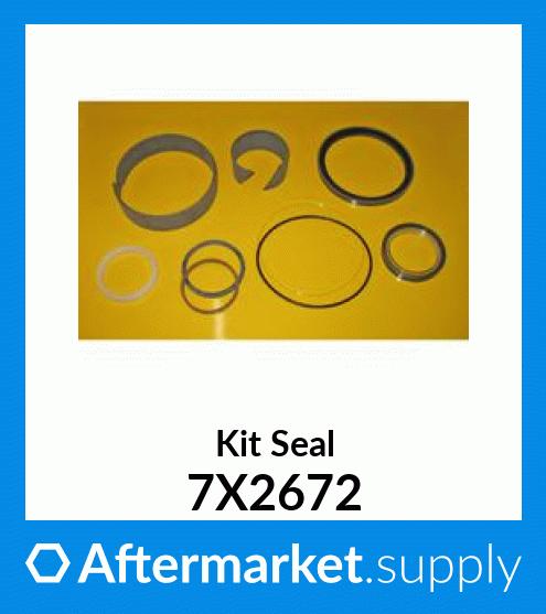 KIT-SEAL 1328811 1864378 7X2673 fit CATERPILLAR CAT 2285272