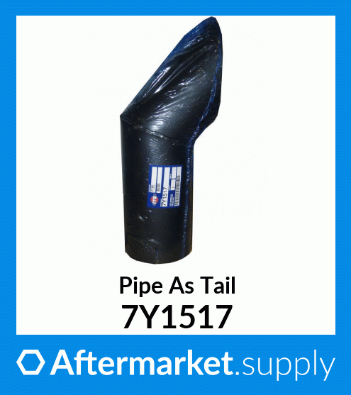 CAT 7Y1517 PIPE AS-TAIL 2552899 for Caterpillar