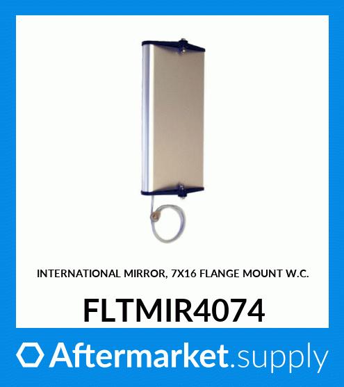 INTERNATIONAL MIRROR FLTMIR4076
