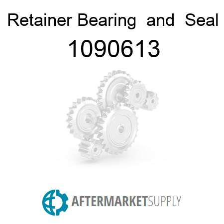 Retainer Bearing & Seal - 1090613