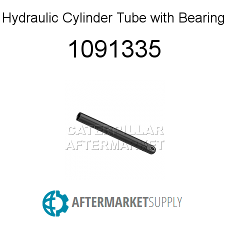 Hydraulic Cylinder Tube with Bearing - 1091335