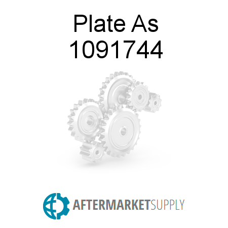 Plate As - 1091744