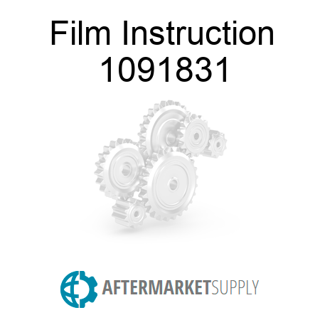 Film Instruction - 1091831