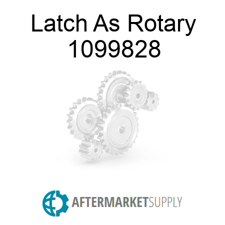 Latch As Rotary - 1099828