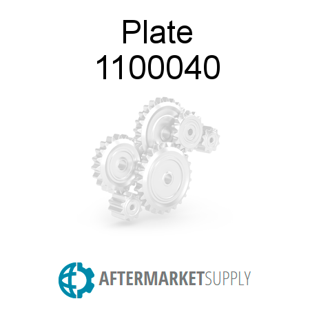 Plate - 1100040