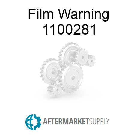 Film Warning 1100281