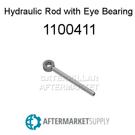 Hydraulic Rod with Eye Bearing - 1100411