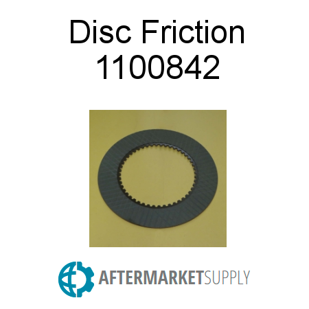Disc Friction 1100842