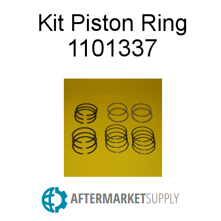Kit Piston Ring - 1101337