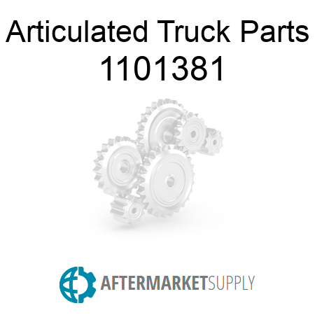Articulated Truck Parts 1101381