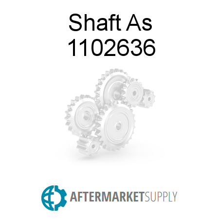 Shaft As 1102636