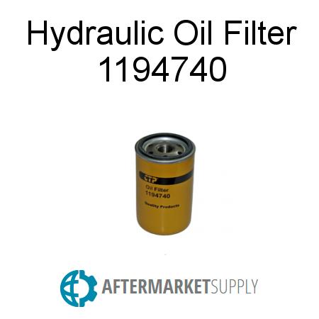 1194740 - Hydraulic Oil Filter