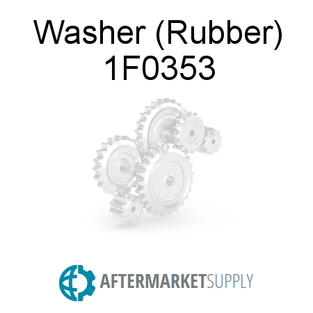 Washer (Rubber) 1F0353