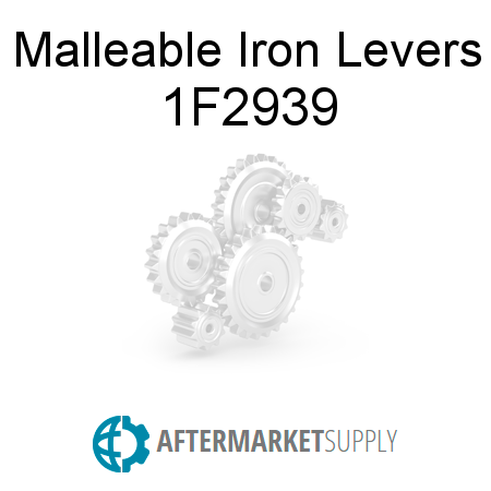 Malleable Iron Levers 1F2939