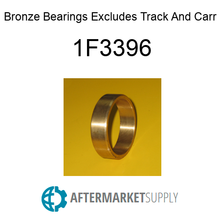Bronze Bearings Excludes Track And Carr - 1F3396