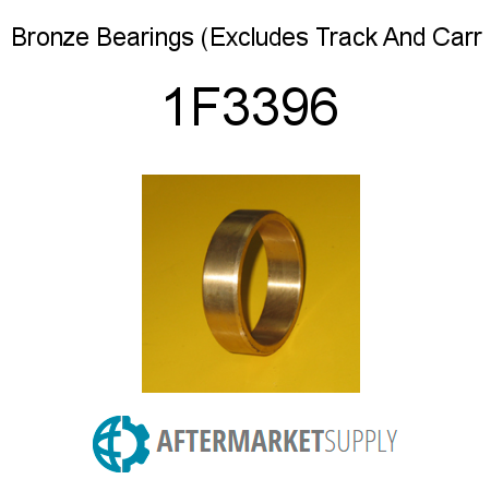 Bronze Bearings Excludes Track And Carr 1F3396