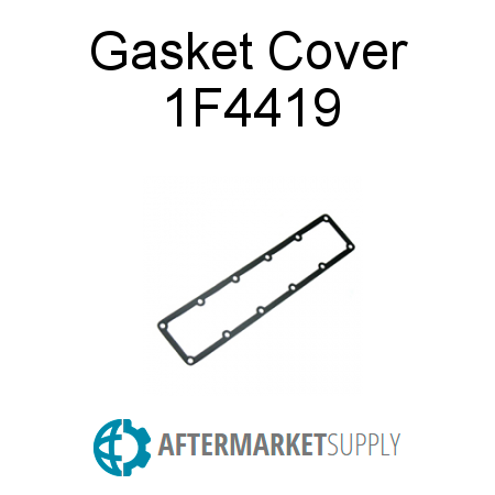 Gasket Cover - 1F4419