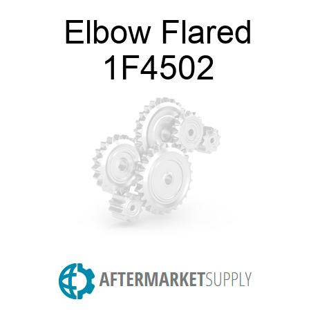 Elbow Flared - 1F4502