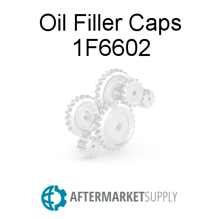 Oil Filler Caps - 1F6602