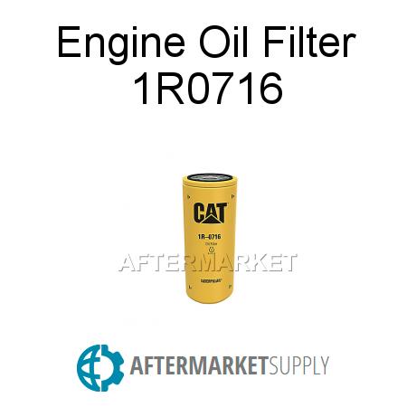 1R0716 - Engine Oil Filter