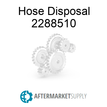 Hose Disposal - 2288510
