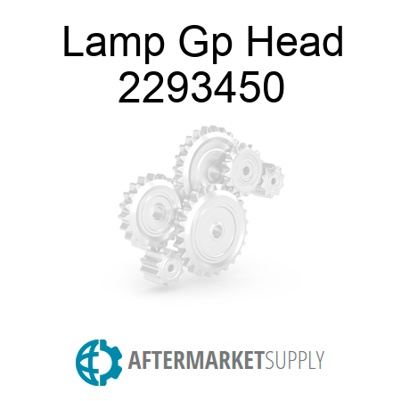 Lamp Gp Head 2293450