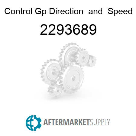 Control Gp Direction & Speed - 2293689