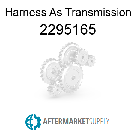 Harness As Transmission 2295165