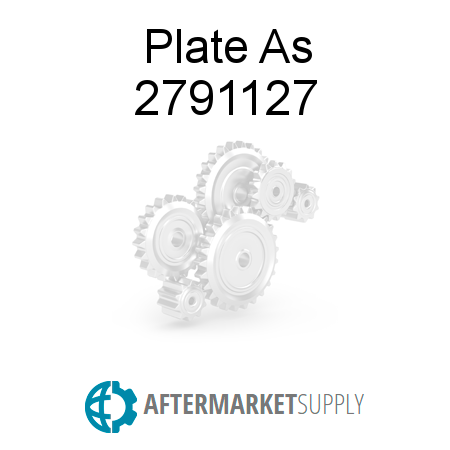 Plate As - 2791127
