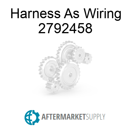 Harness As Wiring 2792458