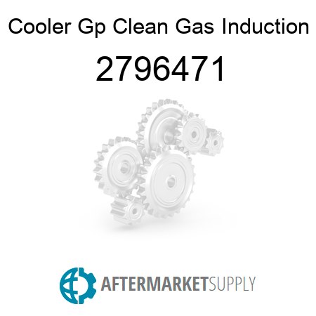 Cooler Gp Clean Gas Induction - 2796471