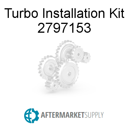 Turbo Installation Kit - 2797153