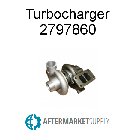Turbocharger - 2797860