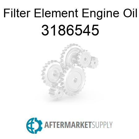3186545 - Filter Element Engine Oil