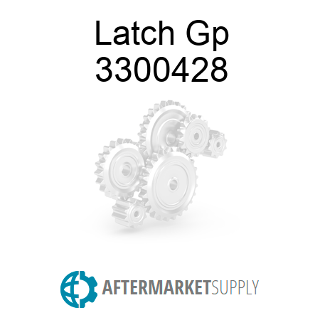 Latch Gp - 3300428