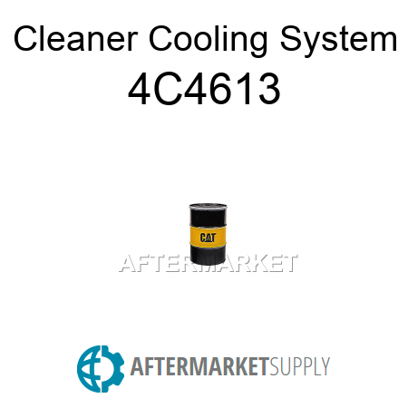4C4613 - Cleaner Cooling System