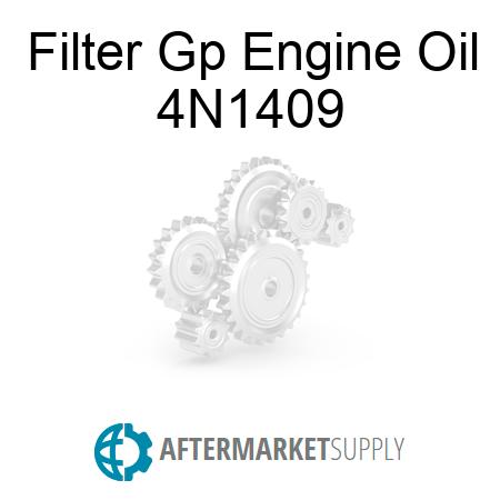 4N1409 - Filter Gp Engine Oil