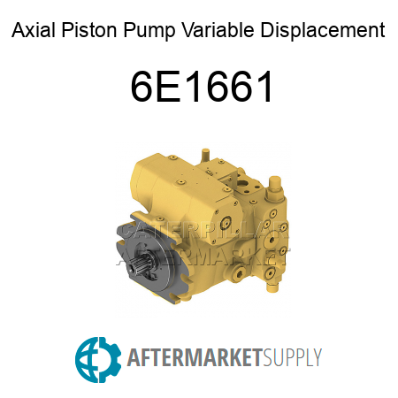 6E1661 - Axial Piston Pump Variable Displacement