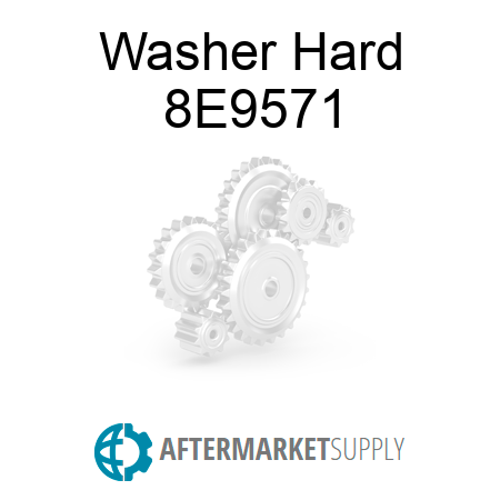Washer Hard - 8E9571