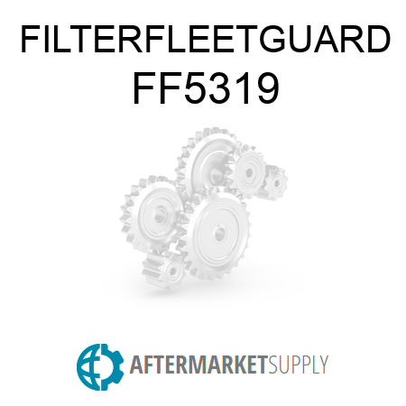 FILTER,FLEETGUARD - FF5319