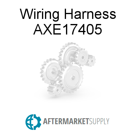 axe17405 wiring harness fits john deere aftermarket supply rh aftermarket supply