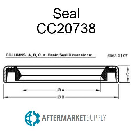 CC20738 - Seal