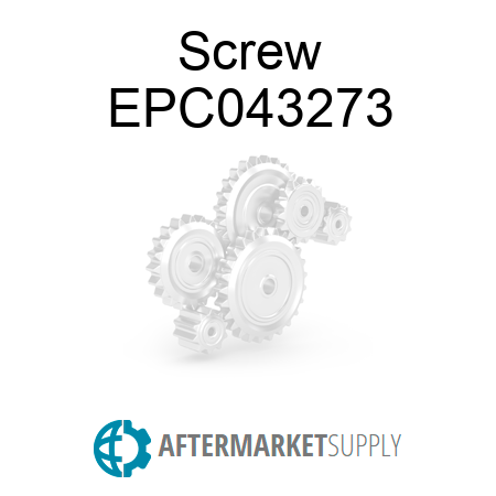 Screw - EPC043273
