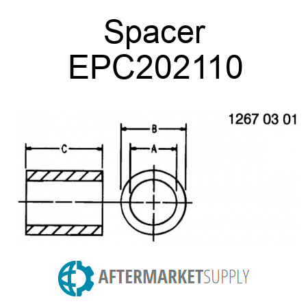 Spacer EPC202110