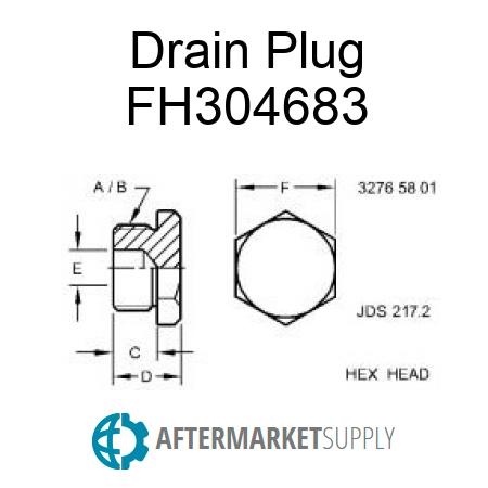 FH304683 - Drain Plug
