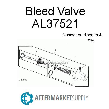 AL37521 - Bleed Valve