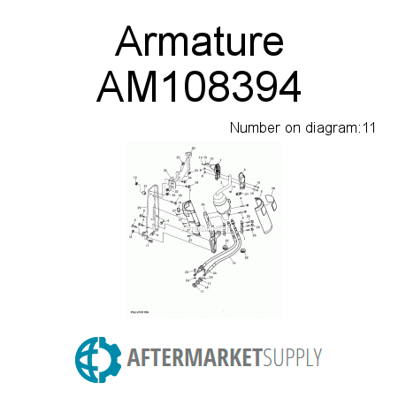 Am C X X on John Deere Amt 600 Carburetor